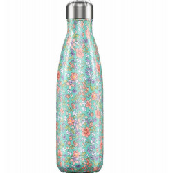 Botella Isotérmica Chilly's Bottle Edición Floral Peonia 500 ml