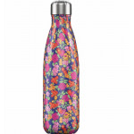 Botella Isotérmica Chilly's Bottle Edición Floral Rosas Salvajes 500 ml