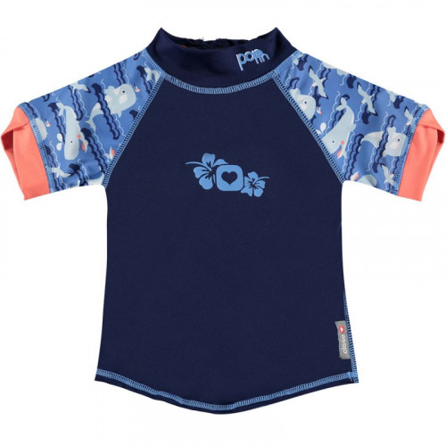 Camiseta UV Ballenas Pop-In