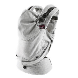 Mochila Emeibaby Gris Completa Toddler